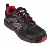 Slipbuster Mesh Safety Trainer Black Size 44