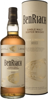 Benriach - Cask Strength Batch 2 (70cl Bottle)