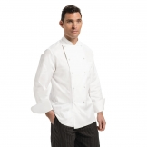 Chef Works Madrid Unisex Chef Jacket White 48