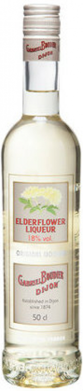Gabriel Boudier - 'Bartender Range' Elderflower (50cl Bottle)
