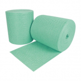 EcoTech Envirowipe Antibacterial Compostable Cleaning Cloths Green (Roll of 2 x 250)