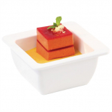 "APS Apart 8"" Melamine Square Bowl"