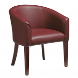 Aria Tub Chair - Red