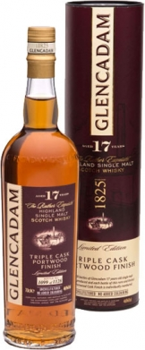 Glencadam - 17 Year Old Portwood Finish (70cl Bottle)