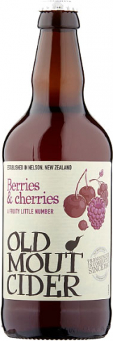 Old Mout - Berries & Cherries (12x 500ml Bottles)