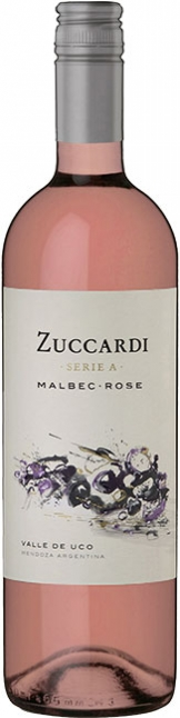 Zuccardi - Serie A Malbec Rose, Valle de Uco 2016 (75cl Bottle)