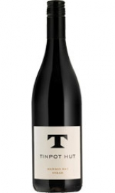 Tinpot Hut - Hawke's Bay Syrah 2016 (75cl Bottle)