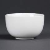 Olympia Whiteware Sugar Bowls 95mm 200ml (Pack of 12)