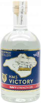 Image of HMS Victory - Navy Strength Gin
