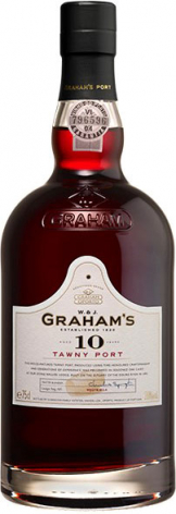 Image of Grahams - 10 Year Old Tawny