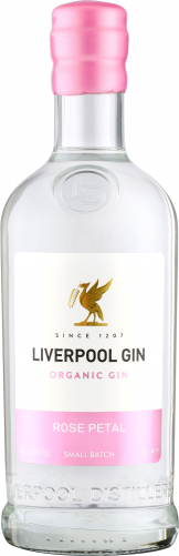 Liverpool Gin Distillery - Rose Petal Gin (70cl Bottle)