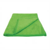EcoTech Microfibre Cloths Green (Pack of 10)