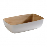 APS Frida Bowl GN1/4 White