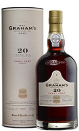 Image of Grahams - 20 Year Old Tawny