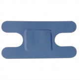 Standard Blue Knuckle Plasters (Pack of 50)