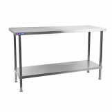 Holmes Stainless Steel Centre Table 1800mm