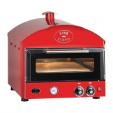King Edward Pizza King Oven PK1 Red