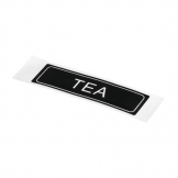 Olympia Adhesive Airpot Label - Tea