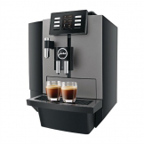 Jura JX6 Manual Fill Bean to Cup Coffee Machine 15191 with Filter/Installation/Training