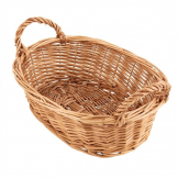 Willow Large Oval Table Basket