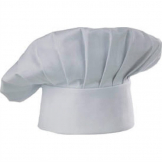 Chef Works Chef Hat White