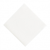Dunisoft Compostable Premium Cocktail Napkins White 200mm (Pack of 2880)
