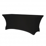 ZOWN XL180 Table Stretch Cover Black