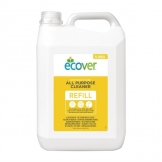 Ecover Lemongrass and Ginger All-Purpose Cleaner Concentrate 5Ltr (4 Pack)
