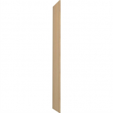 Timberbox End Panel 1780(H)mm Ash