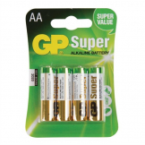AA Size Batteries (Pack of 4)