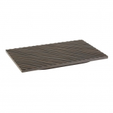 APS+ Tiles Tray Brown GN1/4