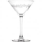 Utopia Finesse Enoteca Martini Glass 220ml (Pack of 6)