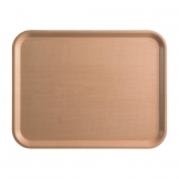 Cambro Mykonos Laminate Canteen Tray Birch 430mm