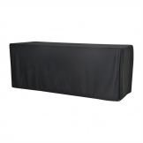 ZOWN XL150 Table Plain Cover Black