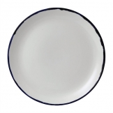 Dudson Harvest Ink Coupe Plate 286mm (Pack of 12)