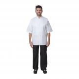Chef Works Capri Executive Chefs Jacket White 34