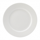 Utopia Titan Winged Plates White 260mm (Pack of 6)