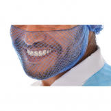 Lion Haircare Beard Snood Light Blue