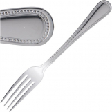 Amefa Bead Table Fork (Pack of 12)