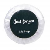 Just for You 15g Pleat Soap (100 pcs)