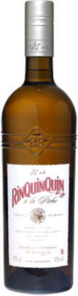 Distilleries Provence - RinQuinQuin a la Peche (75cl Bottle)