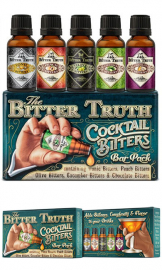 Image of The Bitter Truth - Cocktail Bitters Bar Pack