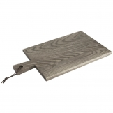 Olympia Ash Wood Handled Platter 380mm