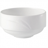 Steelite Alvo Unhandled Soup Bowls 284ml