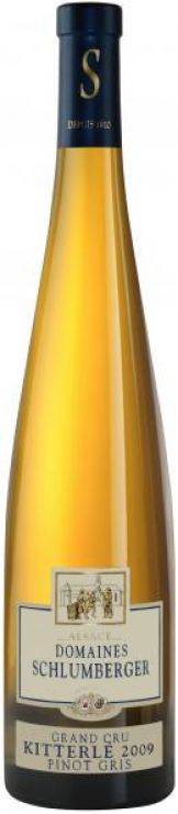 Domaines Schlumberger - Kitterle, Pinot Gris, Grand Cru 2013 (75cl Bottle)