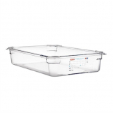 Araven Polycarbonate 1/1 Gastronorm Food Container 13Ltr