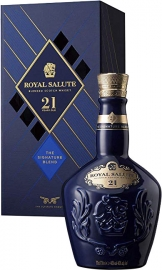 Chivas Regal - Royal Salute 21 Year Old Ruby (70cl Bottle)