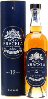 Royal Brackla - 12 Year Old (70cl Bottle)