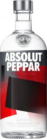 Absolut - Peppar (50cl Bottle)