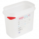 Araven 1/9 GN Food Container 1.5Ltr